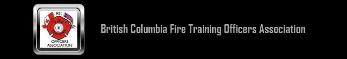 The British Columbia Fire Training Officers Association Logo
