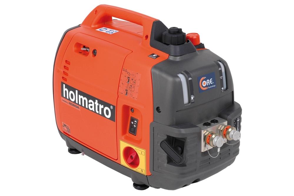 Holmatro Dpu31 Duo Pump Unit