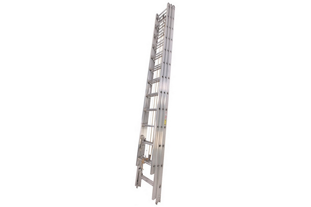 Duo Safety Aluminum 3 Section Extension Ladder 35